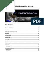 Moonbase Alpha Manual 070610
