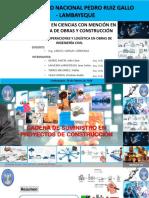 GRUPO N° 02 - CADENA DE SUMINISTRO EN PROYECTOS DE CONSTRUCCIÓN