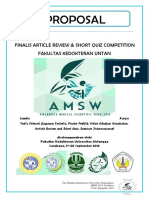 Proposal AMSW