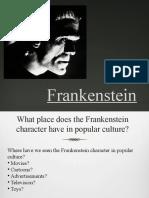 Frankenstein PPT