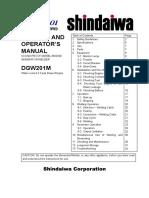 Manual de Operacio Dgw201