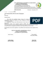 Surat Proposal Larticle Review-Antony