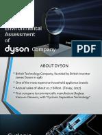 Shane - Dyson Presentation
