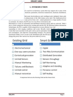 Smart Grid Document SEMINAR