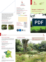 Depliant Bocage Et Biodiversite
