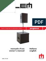 Lem PEGASUS User Manual