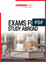 E Book Exams for Study Abroad