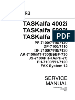 Kyocera TA 4002 Service Manual