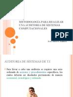 PAR 2 Metodologia Aud T.I