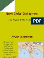 Aryans and Vedic