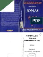 Comentario Bíblico Iberoamericano - Jonás (J.L. González)