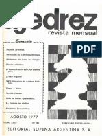 ajedrez, revista