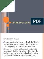 Diare & konstipasi