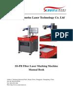 Fiber Marking Machine Product Manual1