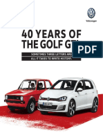 40years Gti Booklet 2016 PDF En
