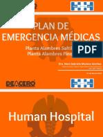 Plan de Emergencias. Salud Ocupacional