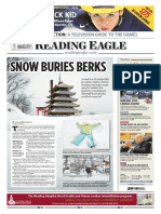 Reading Eagle Feb 7, 2010