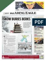 Reading Eagle Feb 7, 2010