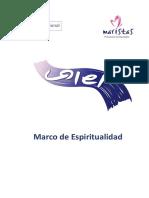 GIER Marco de Espiritualidad Provisional