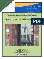 bulletin 1.19-25.19