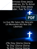 Te Doy Gloria