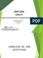 NTPO - Clase VI Programación de Obra