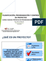 NTPO - Clase II Planificación de Proyectos