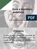 Ansiolíticos e Hipnótico-sedativos