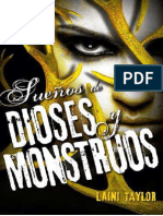 3. Sueños de Dioses y Monstrous