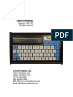 Computerwise TransTerm 6/6A/6B User's Manual