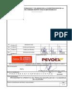 PO-SIG-007 - Traslado de Explosivos y Accesorios de Voladura Rev 00