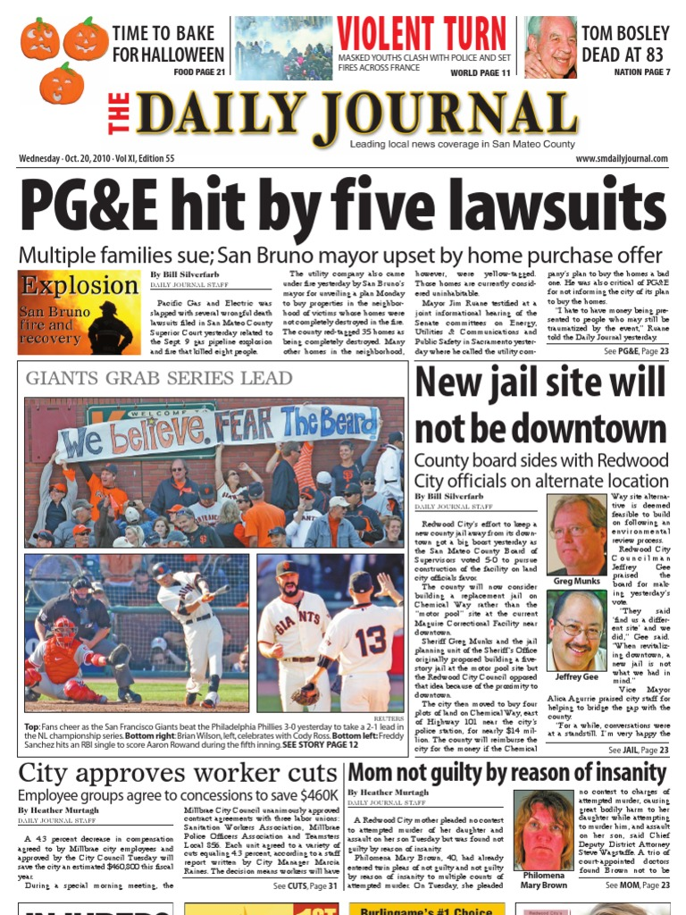 1020 issue of the daily journal jerry brown dont ask sciox Choice Image