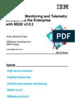 MQSI for Telemetry