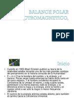 2.0 BALANCE POLAR ELECTROMAGNETICO,.ppt