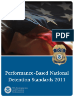 !ICE Performance-based Detention Standards (2011 With 2016 Updates))