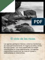 Definicion Rocas Igneas