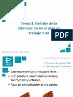 Presentación_M1T3_Gestión de La Información en El Plan de Trabajo BIM