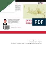 Estudios de Lo Urbano Desde La Antropología en San Marcos, Perú pdf