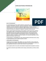 Sanacion Con Tecnica Thetahealing