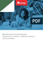 Glosario Competencias de empleablidad