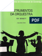 Bennet - Instrumentos da Orquestra