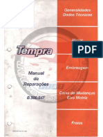 Tempra Turbo Manual
