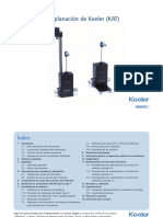 Manual - Tonometro Keeler