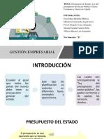 Gestión Empresarial Exposicion 1