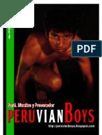 Revista Peruvianboys  Nº  02 Octubre  2010