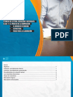 Cómo Escribir Un Documento Técnico
