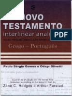 Kupdf.net Novo Testamento Interlinear Analiacutetico Grego Portugues