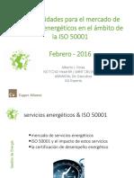 Alberto Fossa_ Oportunidades Para El Mercado de Servicios Energéticos en El Ámbito de La ISO 50001