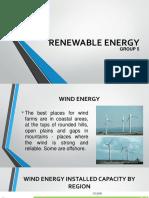 Renewable Energy g5