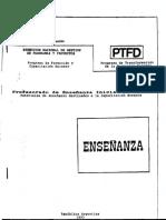 Davini 1993 Enseñanza PTFD Documento